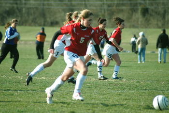 2007 PRF United Cup Action
